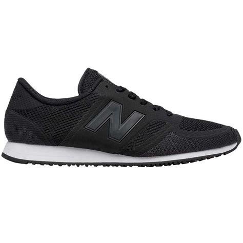 new balance 420 mens trainers womens unisex shoe black