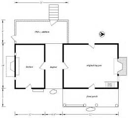 Simple House Floor Plans With Measurements House Floor Plans With Dimensions Single Floor House Plans Simple House Floor Plan Mexzhouse