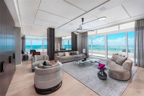 Appartement Miami by L Incroyable Appartement 224 Miami Offert Par Kanye West 224