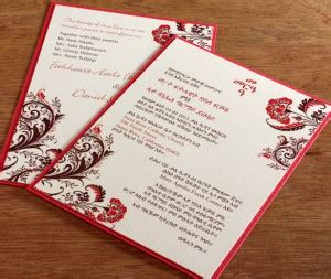 Korean Wedding Invitation Letter Letterpress Wedding Invitation Letter Impressed By