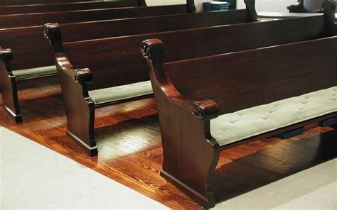Awesome Old Wooden Church Pews #4: Picture54-lg.jpg