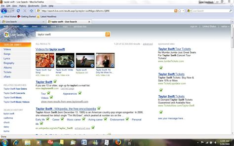 Www Search Some Users Get Kumo Features In Live Search Ars Technica