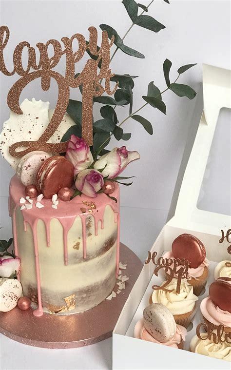 St  Ee  Birthday Ee   Cakesercream Drip Cakes Antonias