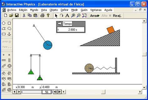 imagenes virtuales fisica presentaci 243 n del laboratorio virtual de f 237 sica