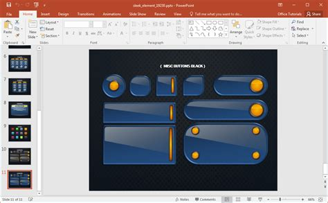 sleek powerpoint templates animated sleek design powerpoint template