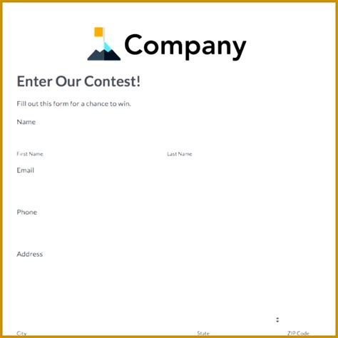 3 Trade Show Lead Form Template Fabtemplatez Lead Capture Template