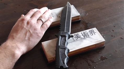 how do you sharpen kitchen knives keeping your blades sharp post disaster the prepper journal