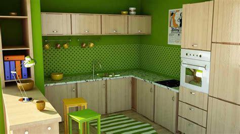 15 Amazingly Homey Green Kitchen Designs   Home Design Lover