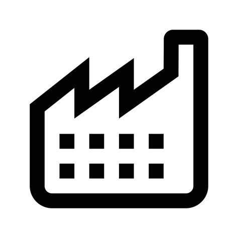 factory icon download free icons factory icon free png and svg download