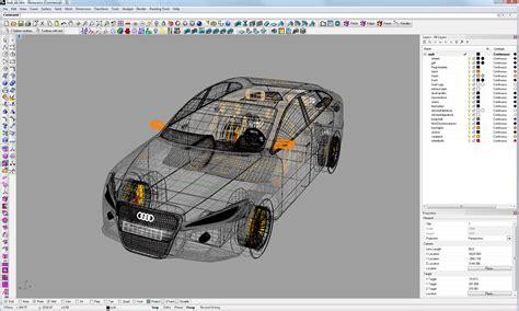 Rhinoceros Software 3d Modeling 1 features rhino io