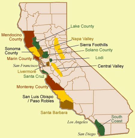 five california wine country road trips vogel talks rving