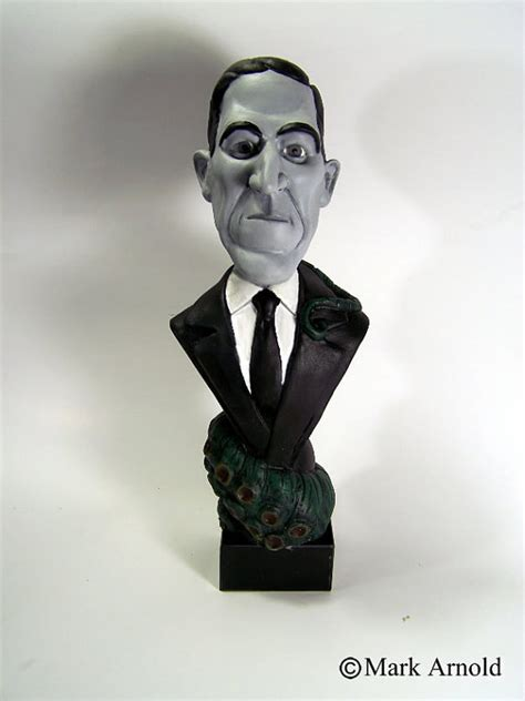 h p lovecraft figure small cthulhu idol glow in the 3d printed