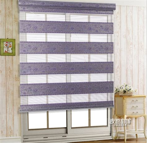shades blinds curtains home decor curtains for windows double layer shade roller