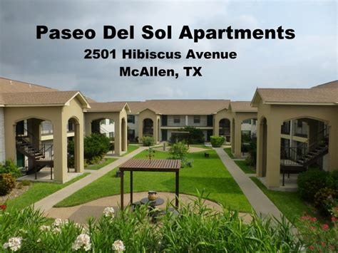 1 bedroom apartments in mcallen tx paseo del sol rentals mcallen tx apartments com