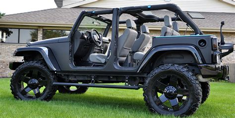 No Door Jeep How To Take The Doors Your Jeep Wrangler Thornton