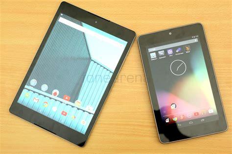 Tablet Comparison Nexus 9 nexus 9 vs nexus 7 photo gallery