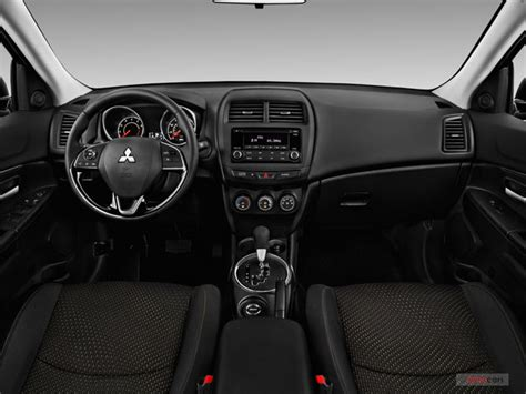mitsubishi outlander sport interior mitsubishi outlander sport prices reviews and pictures