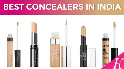 best for 10 best concealers for and with price in