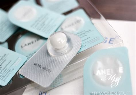 Laneige Capsule Sleeping Mask review laneige white plus renew capsule sleeping pack