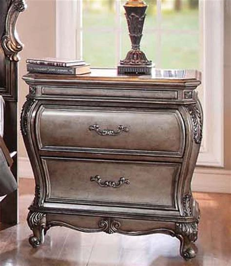 silver night stands mirrored nightstand florentine bedroom mirrored nightstand bedroom designs