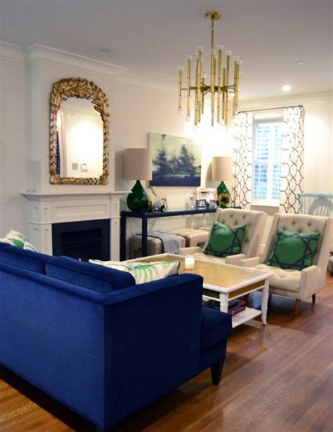 pictures of formal living rooms 25 best blue couches ideas on pinterest