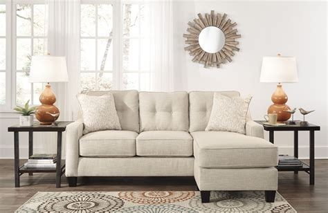 aldie nuvella sofa chaise sleeper aldie nuvella sand sofa chaise from coleman furniture