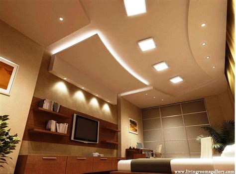 Living Room False Ceiling 25 False Ceiling Designs For Kitchen Bedroom And Dining Room Living Rooms Gallery