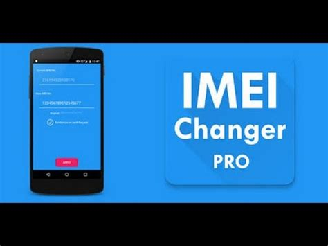 imei changer apk free how to change imei number in any android device