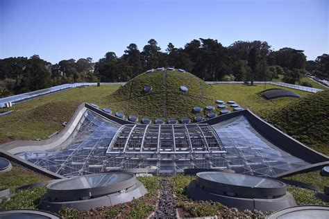 california academy of sciences living roof by swa group 06