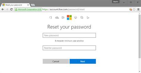 can you reset windows password how to reset your windows 10 password ghacks tech news