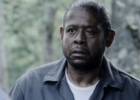 forest whitaker walking dead movie review repentance an unforgivable waste of