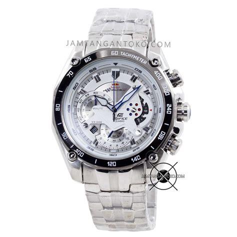 Jam Tangan Pria Merk Casio Edifice Ef 550 Chronograph Stainless Steel harga sarap jam tangan edifice ef 550 rbsp 7av bull