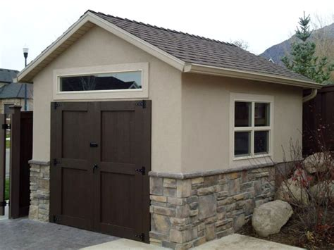 Large Garage Sheds by How To Change Large Pre Made Sheds And Garages