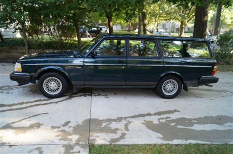 volvo  classic rare limited edition station wagon classic volvo    sale