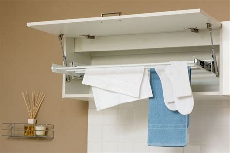 Pull Out Clothes Drying Rack by Flatpax Pull Out Laundry Drying Rack House Ideas