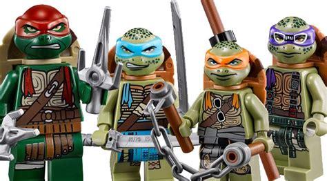 film lego ninja turtles lego teenage mutant ninja turtles 3 new sets for the