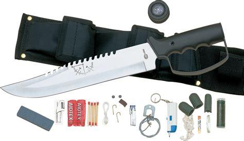 bushmaster knives united cutlery uc212 bushmaster survival knife knife