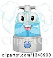 clipart globe with a faucet and water spelling world water