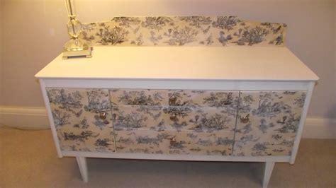 Decoupage Dresser - decoupage dresser shabby chic vintage boutique