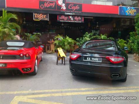 maserati malaysia maserati granturismo spotted in miri sarawak malaysia on