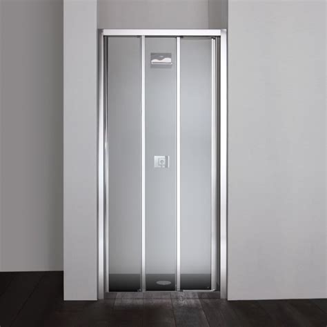 porta doccia vetro porte nicchia per doccia 100 cm in vetro trasparente kv