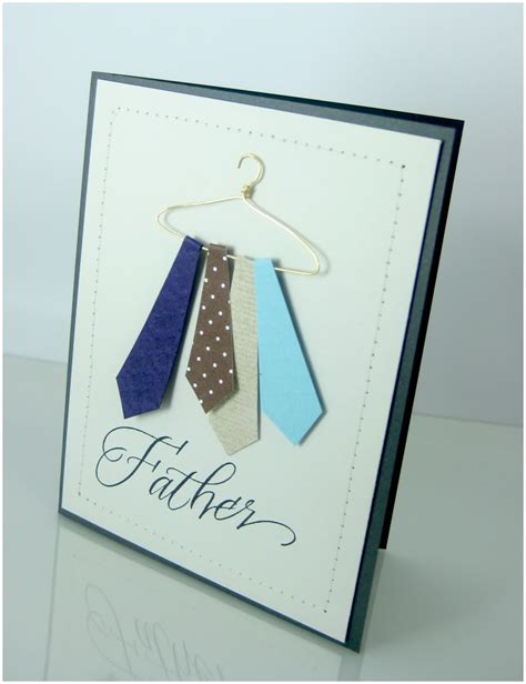 single photo page diy handmade a simple tie card free printables 50th and cards