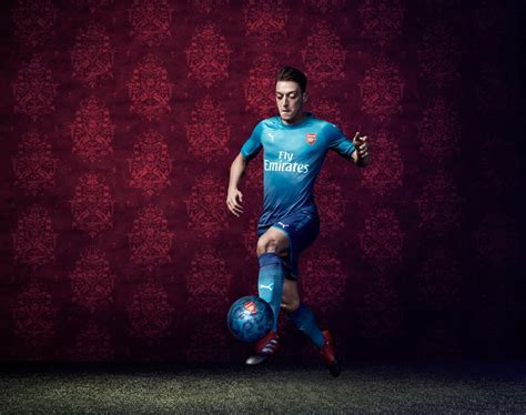 arsenal new kit new arsenal puma away kit officially released daily cannon