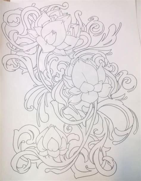 tattoo filigree designs lotus filigree by lolalotus on deviantart craft