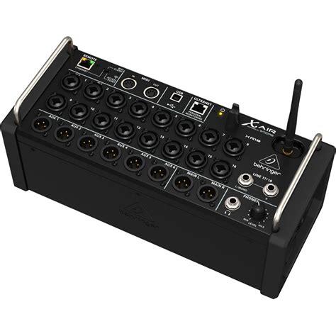 Mixer X Air behringer x air xr18 mixer bp lighting sound