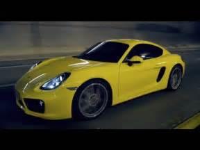 Porsche Cayman Commercial Porsche Commercial Cayman 2013 Theadsgarage