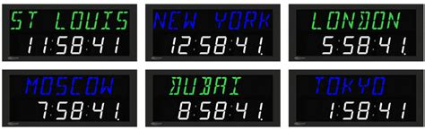 When Search For Your Client S Repair Business Masterclock Keeps Time For Major Clients Like Nasa Toronto