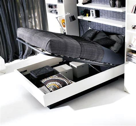 bed with hidden storage 119 best images about storage beds on pinterest