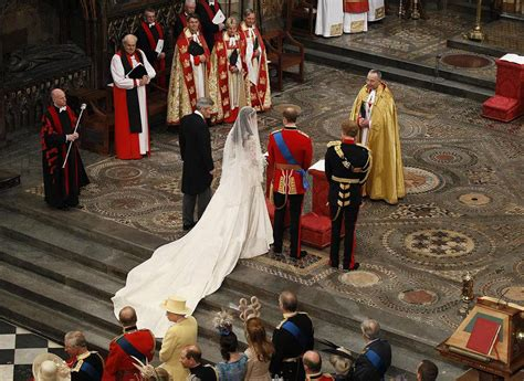 Prince William Wedding Song List by Prince William And Catherine S Royal Wedding