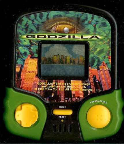 powered by pligg games for handhelds godzilla handheld lcd game the american godzilla wiki